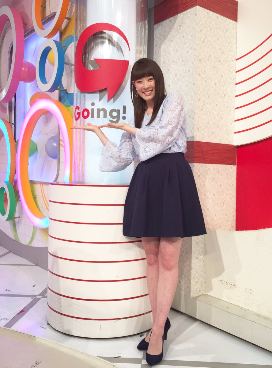 Going!Sports&Newsの水上京香