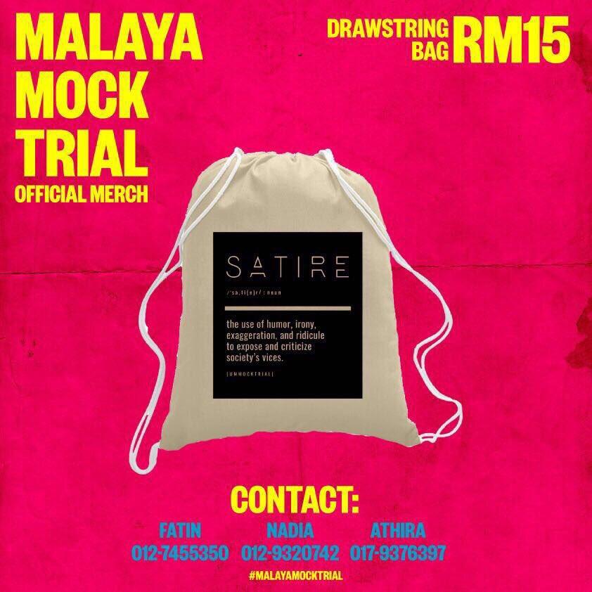 MALAYA Mock Trial on Twitter: