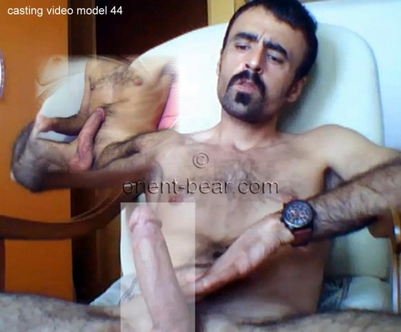 Turkish Horny Daddy
