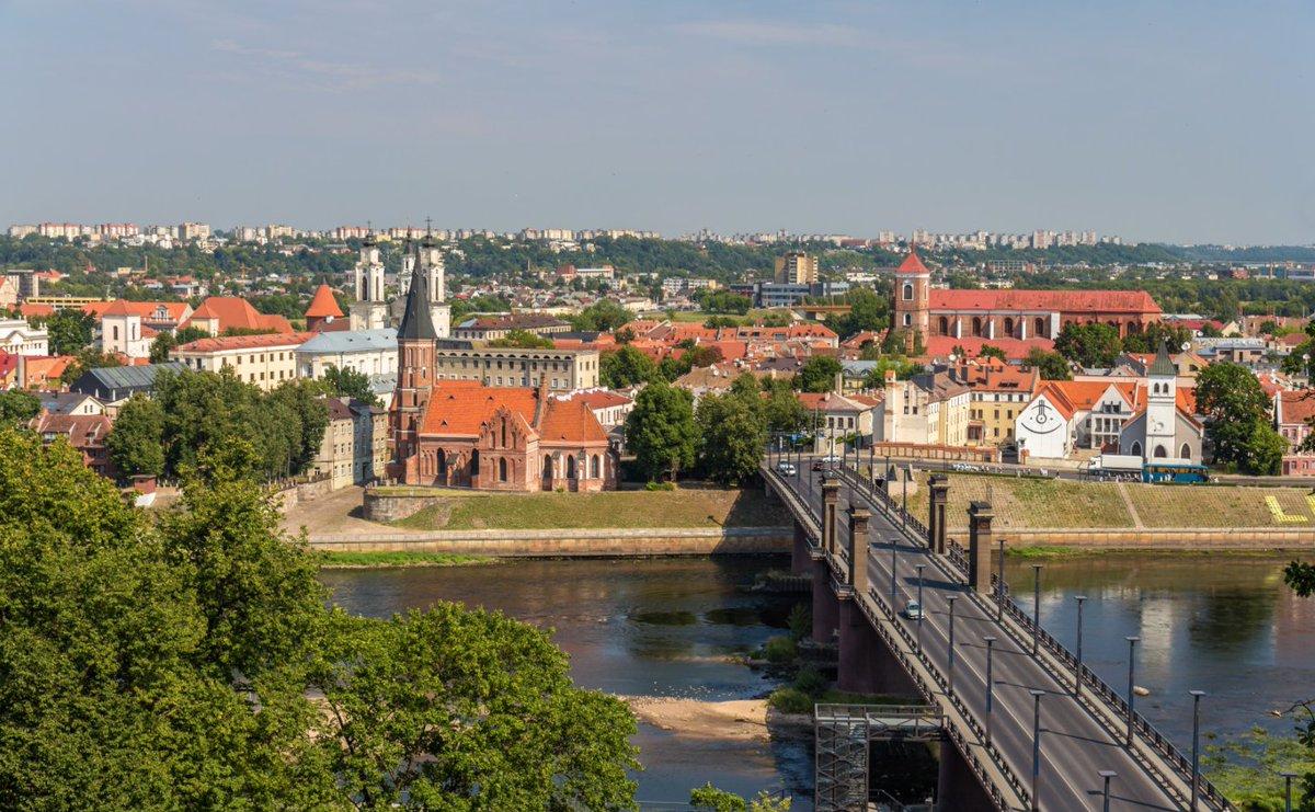 Kaunas (Lituania) Capitale Europea della Cultura 2022