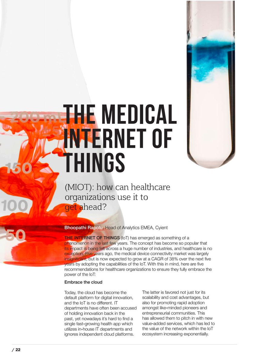 IoT Innovation, Issue 3 by Innovation Enterprise