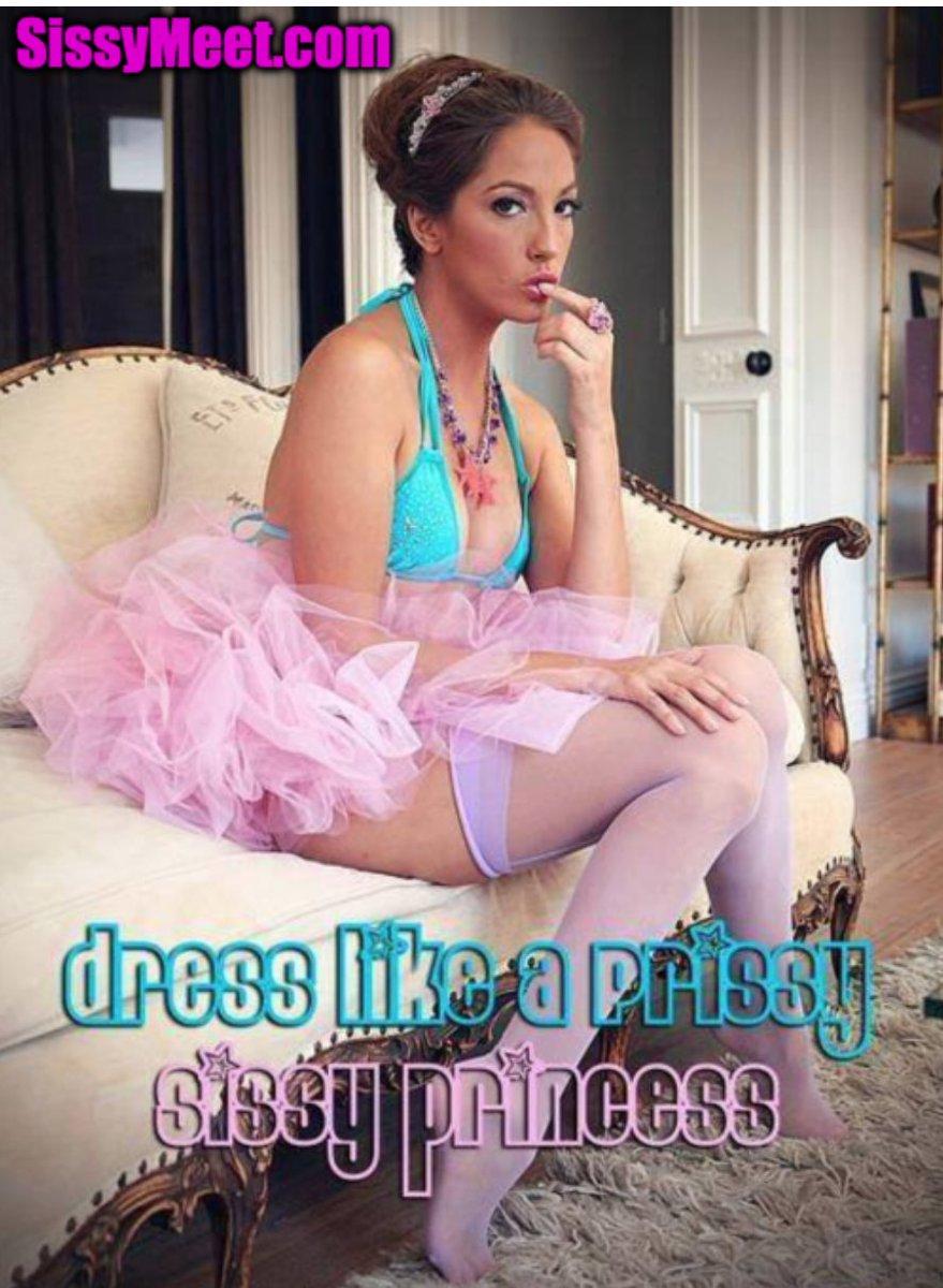 Prissy sissies captions happens. Let's