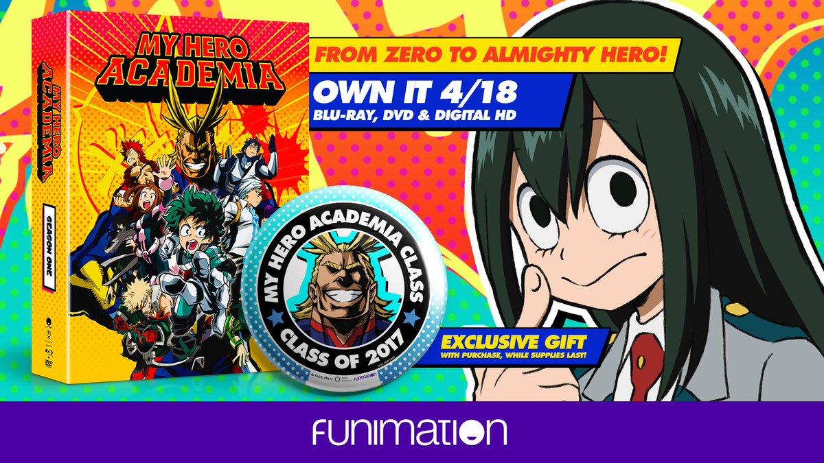 Funimation ⚔️ on Twitter: