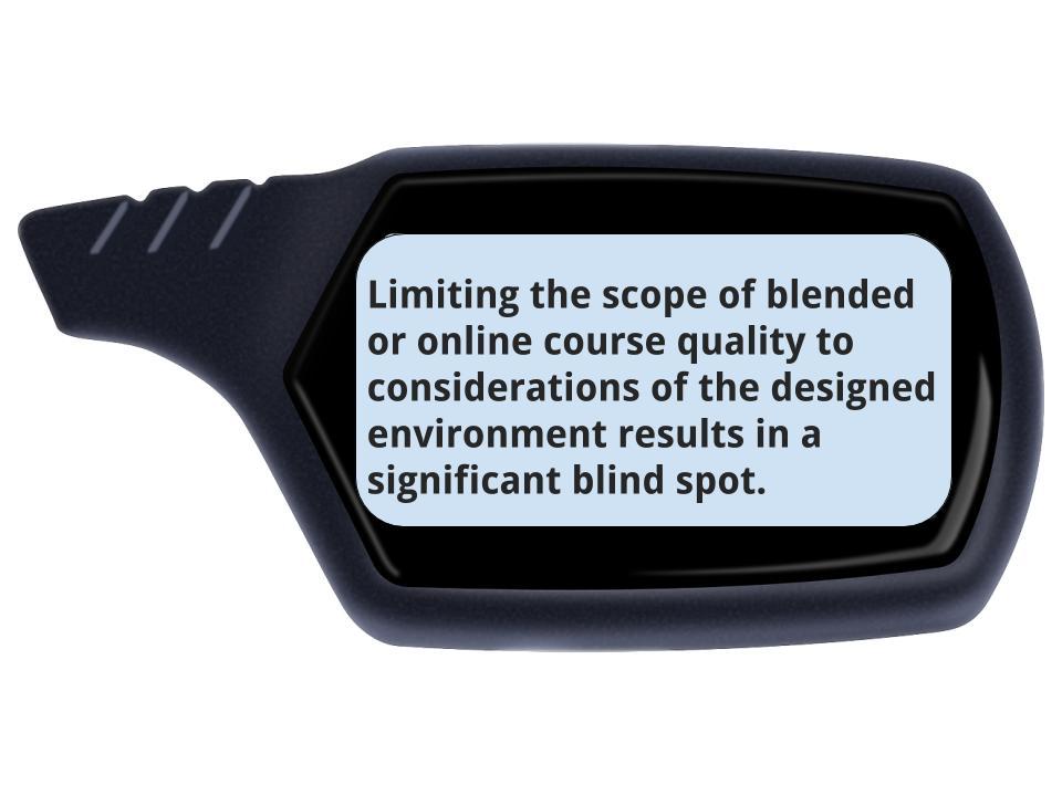 Design Cautions for #BlendedLearning #BlendKit2017 https://t.co/3UY9hvehGs