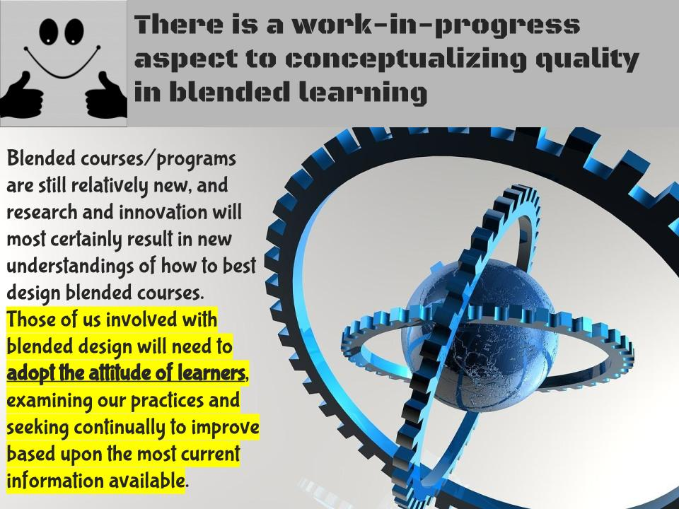 Never stop learning! #blendinglearning is continually improving to meet the needs of Ss & Ts to deliver quality instruction #BlendKit2017 https://t.co/MtETlXwtpZ