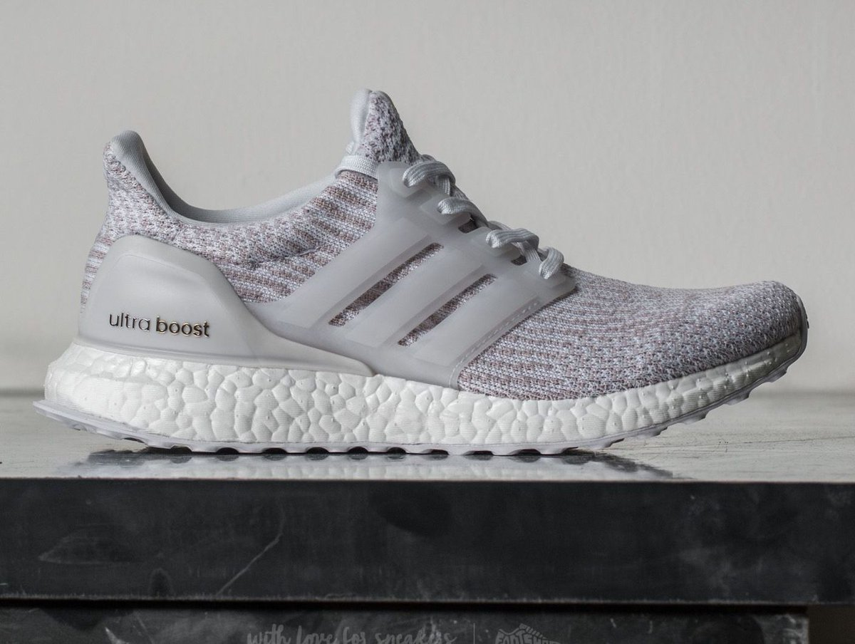 129ff1e3b227c canada sneaker shouts on twitter sizes 5.5 8 available womens adidas ultra  boost 3.0 white pearl