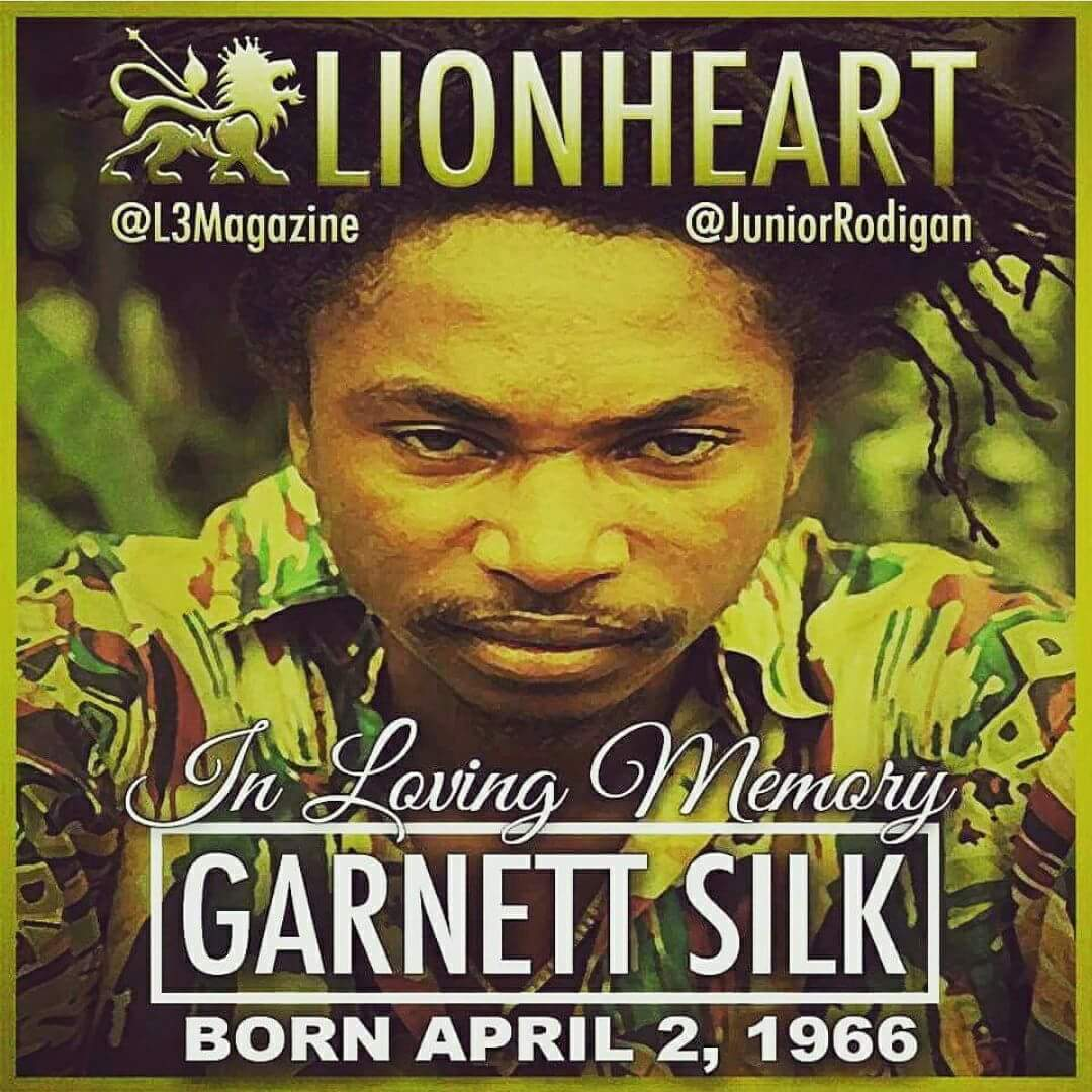 NEVER FORGET #GarnetSilk  There will NEVER be another with a similar impact.  THANK YOU FOR THE MUSIC KING !!! https://t.co/fr2SQJQmHs