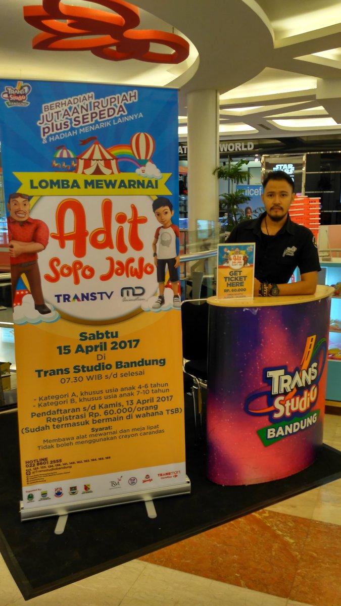 Trans Studio Bandung On Twitter Booth Pendaftaran Lomba Mewarnai