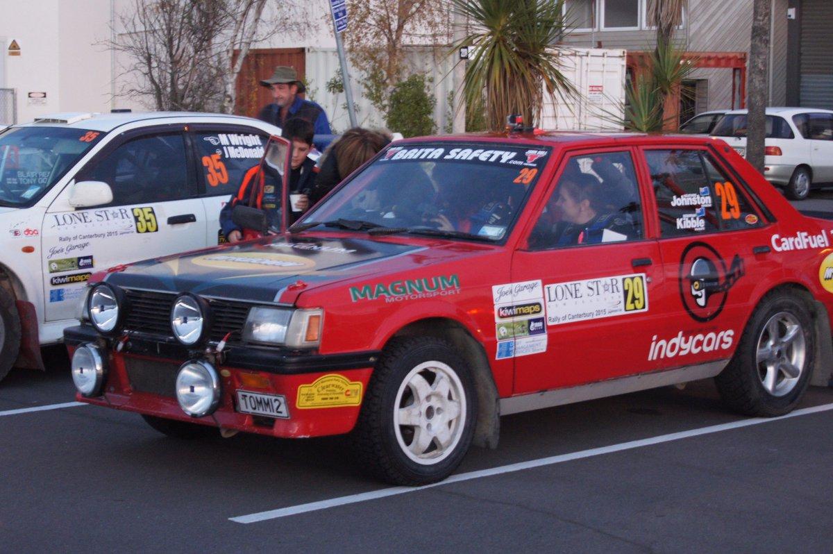 "WRC観戦ツアー on Twitter: ""今..."