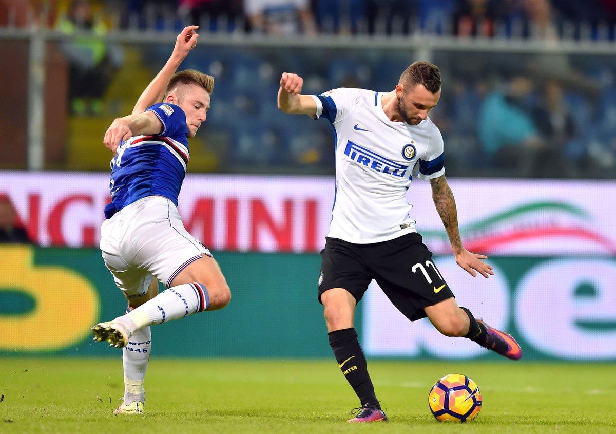 Vedere INTER SAMPDORIA Streaming Rojadirecta Online: opzioni VIDEO Gratis Diretta posticipo Serie A
