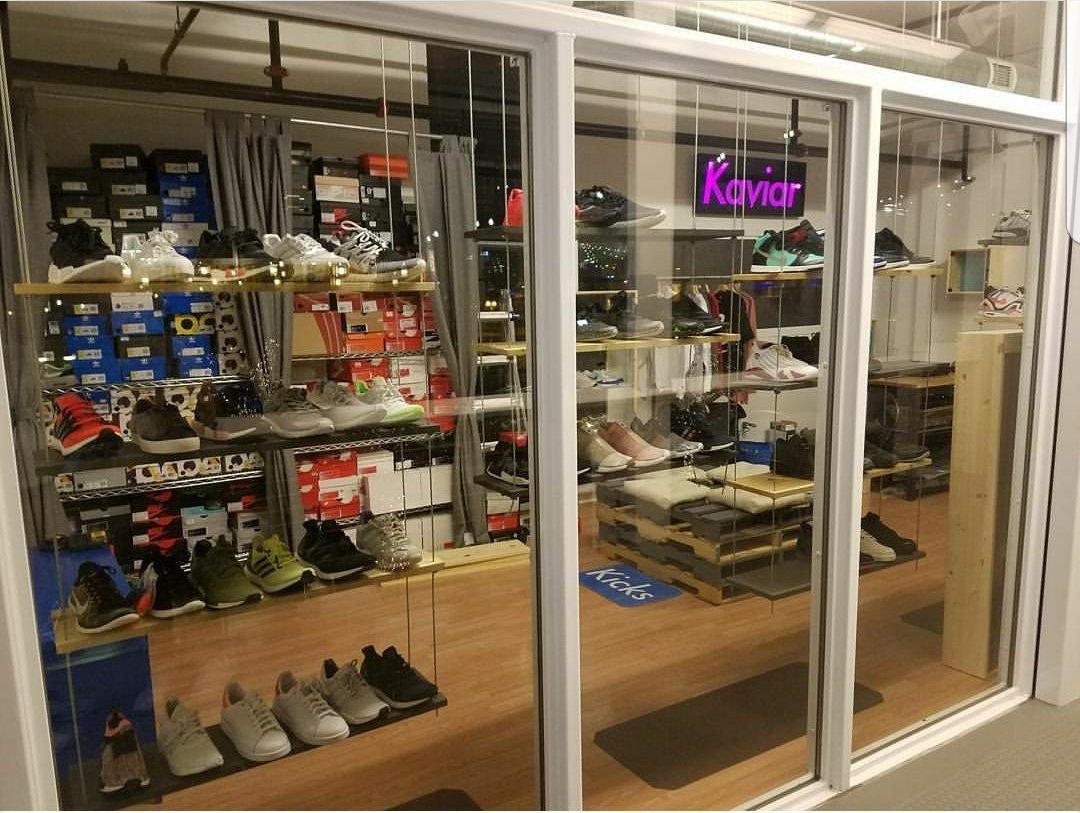 @KaviarKicks  Congratulation Babe   #LasVegas #sneakerstore #KicksOnFire #SneakerLover #kaviarkicks #kicks #hypebeast #sneakerhead<br>http://pic.twitter.com/FixncA9Lr2