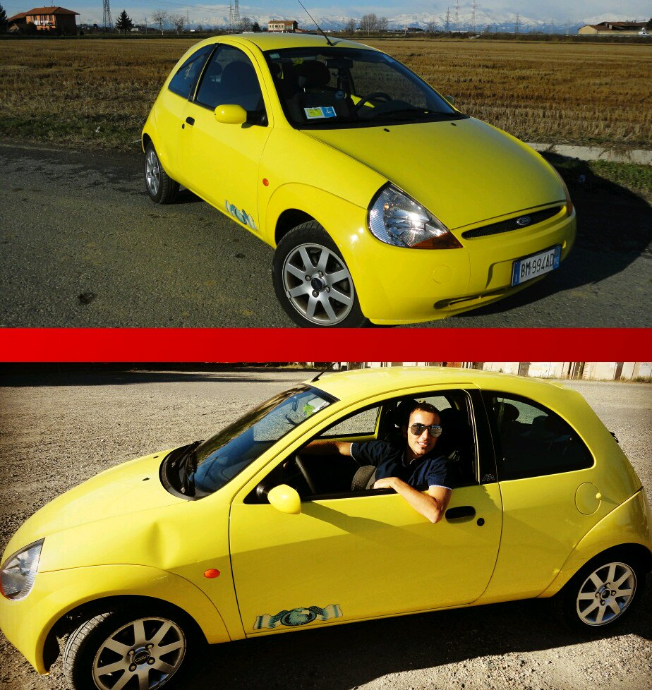 Farewell Tenyears Years Ford Ka Fordka Yellow Giallo Usa Italy Addio Love Car Italia Piemonte Ssangyong Lemon Wmc Pic Twitter Com