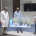 Using a HoloLens in the Operating Theater
