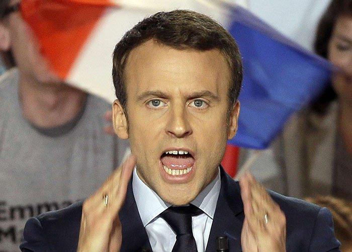"""Les journalistes de Challenges dénoncent le """"boulevard fait à Macron"""" dans leur journal >> https://t.co/dur43baFRA"""