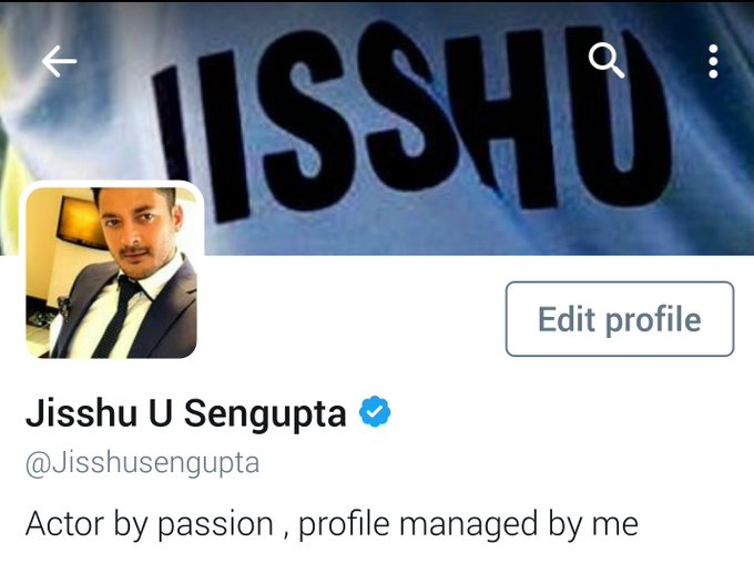 Thank u @prosenjitadam n @OnlineTollywood for the #bluetick @verified @TwitterIndia https://t.co/E35UnpkZGn