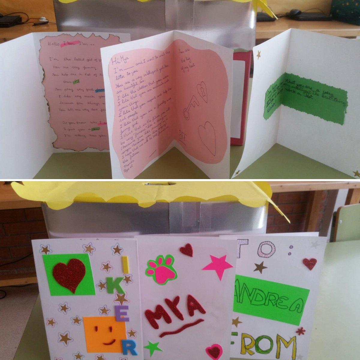 #Feliç #dilluns #Happy #Monday Impulsem els #valors, l&#39;#Equip i l&#39;#escriptura. The Wishing Box. #inthenewschool #WishingBox #education<br>http://pic.twitter.com/sKpT6Fml0k