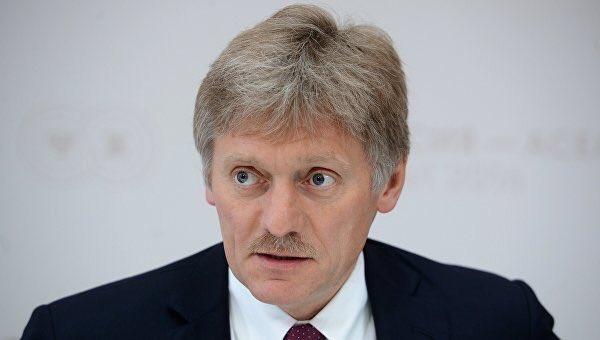 Песков прокомментировал решение Трампа сократить директора ФБР