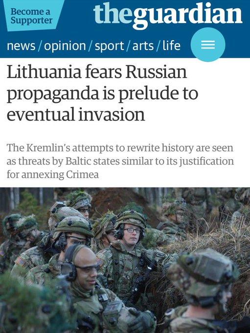 Kekistan today, Lithuania tomorrow? #FreeKekistan