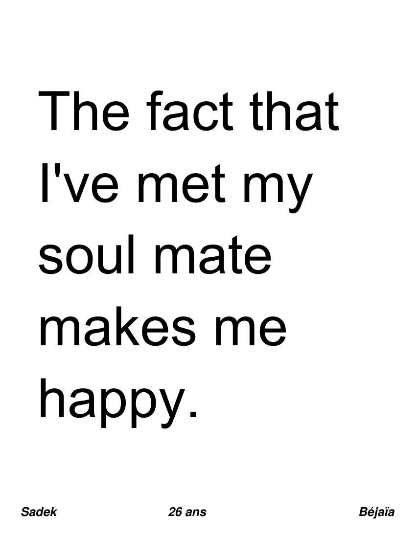 What makes, or has made you, happy?#Sadek #Bejaia #happython, #fact, #i&#39;ve, #soul, #mate, #happy\r       @happythonday<br>http://pic.twitter.com/T43cOtq9WV