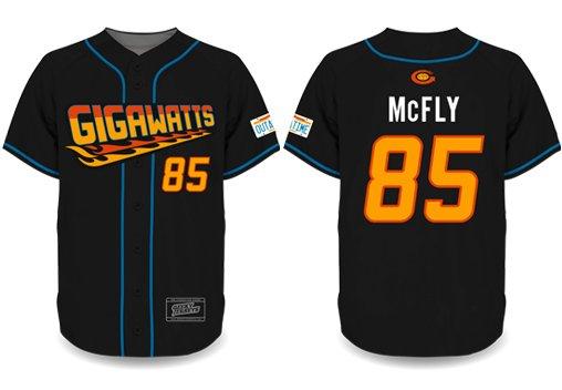 40d124946 Great Scott! Gigawatts baseball jersey now available at  https://goo.gl/ENyvKa #bttf #mcfly #greatscott #gigawatt #baseball #jersey # 80spic.twitter.com/ ...