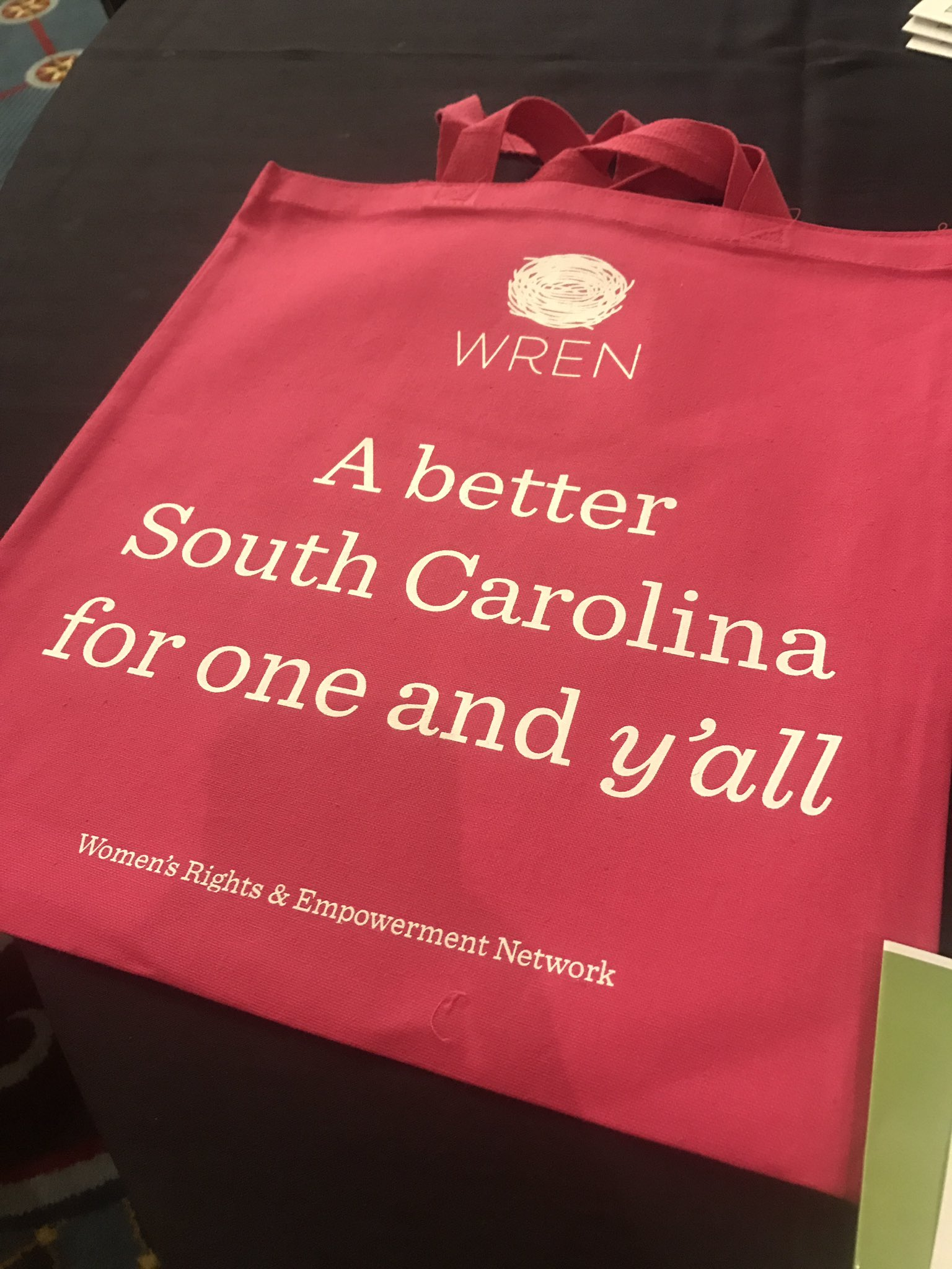 Kicking off the #wrensummit with several women from @WIPMidlands and @accessfreely at my table. Let's equip the women in SC's workforce! https://t.co/SaWCopD5S6