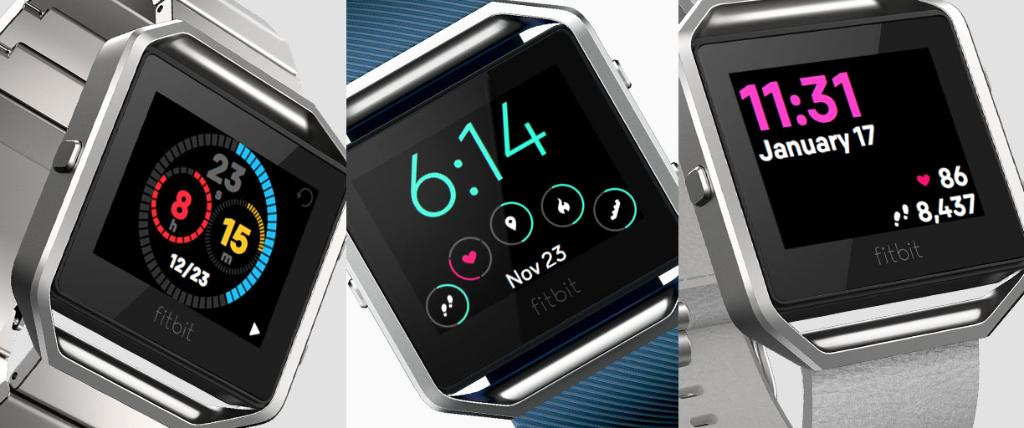 Fitbit On Twitter Your Fitbitblaze Now Has 3 New Clock Faces Get
