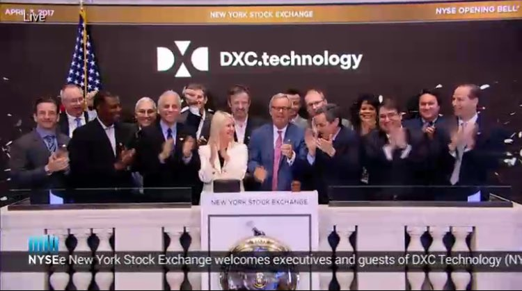 DXCtechnology #IamDXC #IseeDXC #thriveonchange