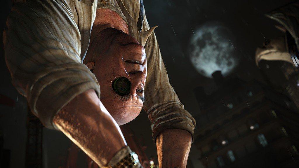 Batman: Arkham VR out soon for HTC Vive and Oculus Rift • Eurogamer.net