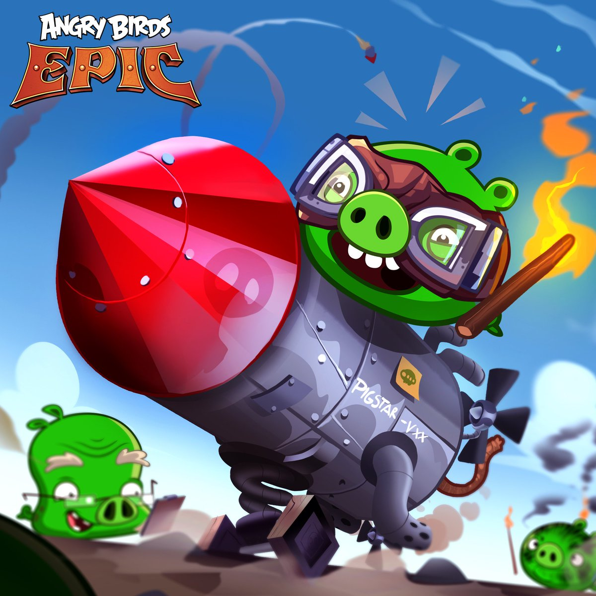 Angry Birds Epic (@ABepic) | Twitter
