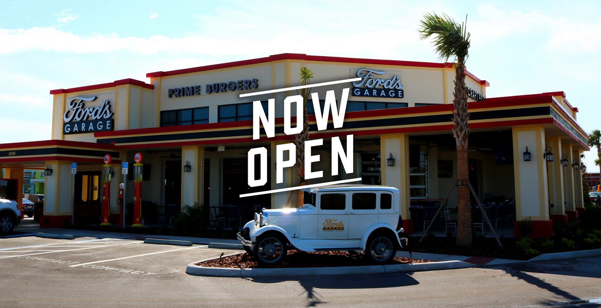 ford s garage usa on twitter the garage doors are officially open in wesleychapel twitter
