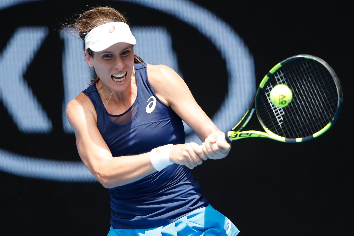 Volvo Car Open On Twitter Johanna Konta Has Withdrawn From The