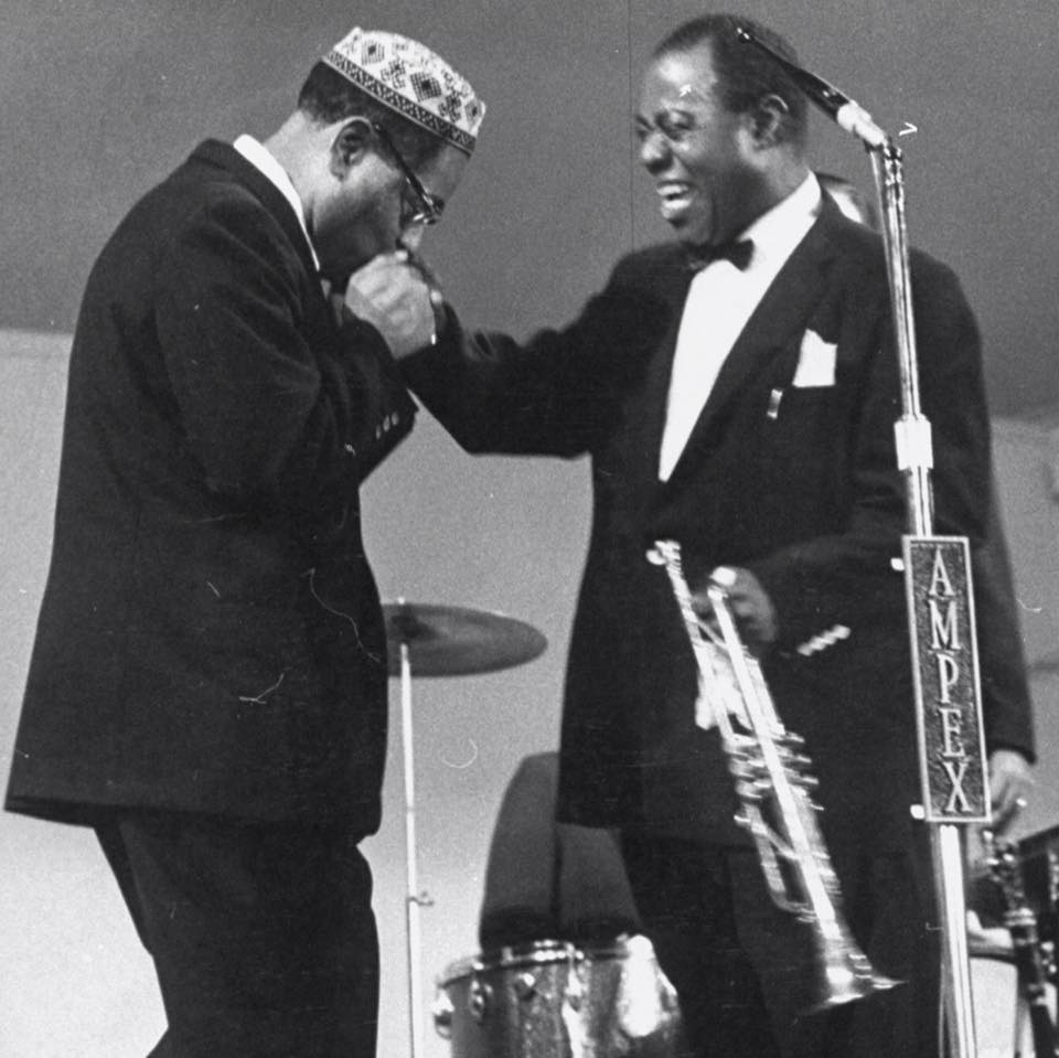 louis armstrong father