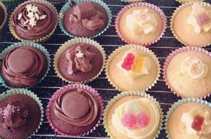 Cupcake recipe: Mom-daughter bond over baking the coolest fairy cakes