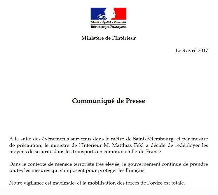 franceinfo on Twitter: \