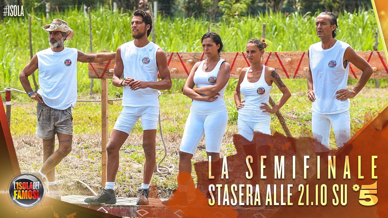 LIVEBLOGGING 4 APRILE 2017 L'ISOLA DEI FAMOSI