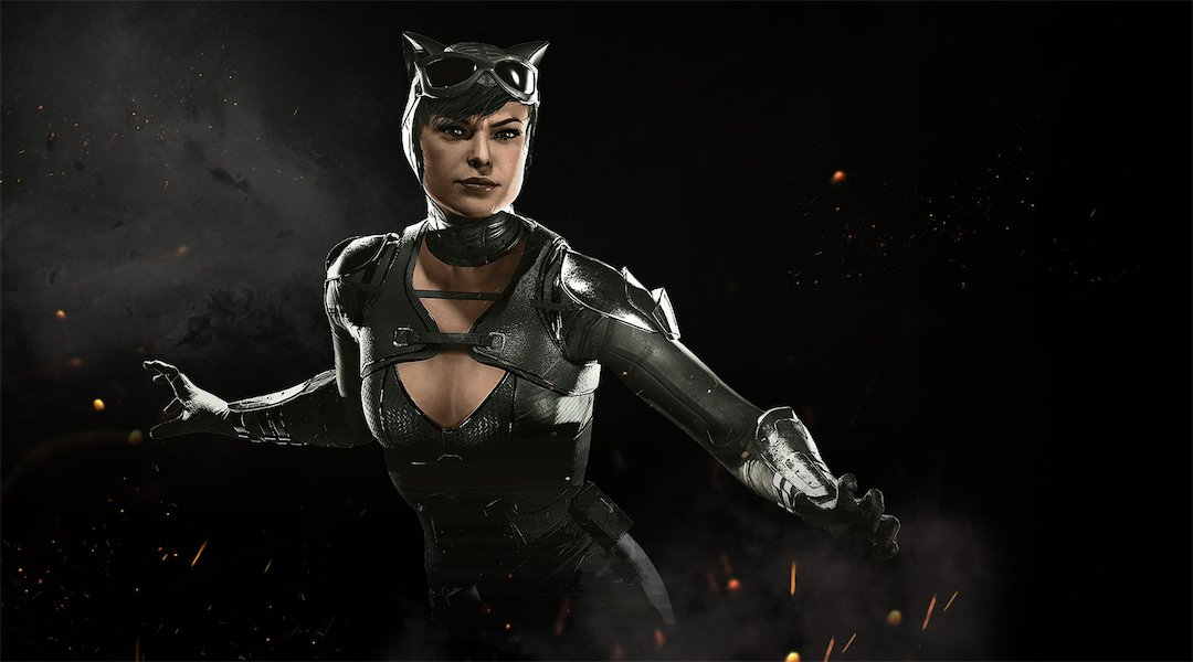 Injustice 2 - Catwoman Trailer 3
