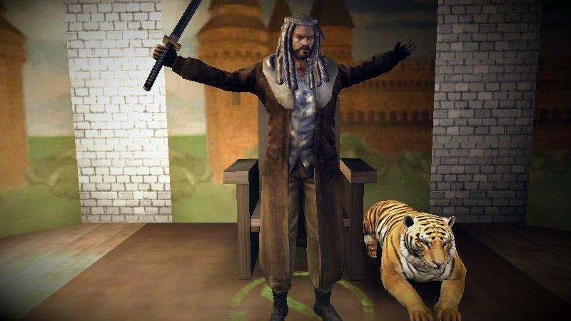 The Walking Dead: No Man's Land C8gWTrgWsAAT9K5