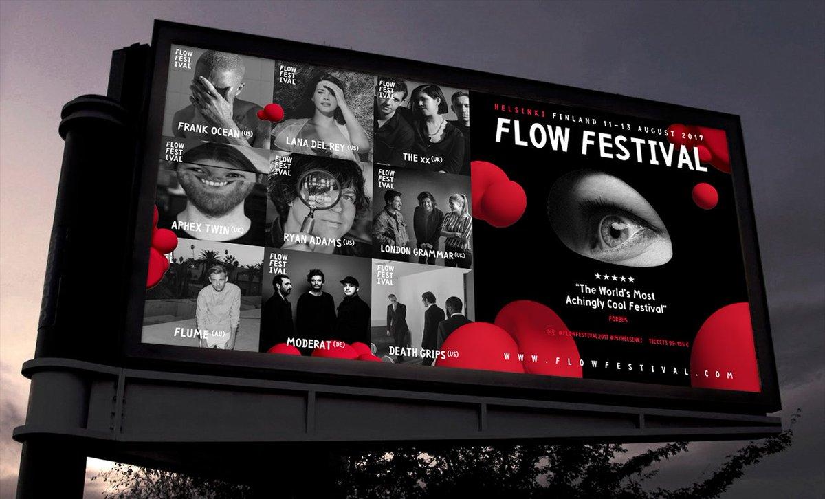 Flow Festival on Twitter: