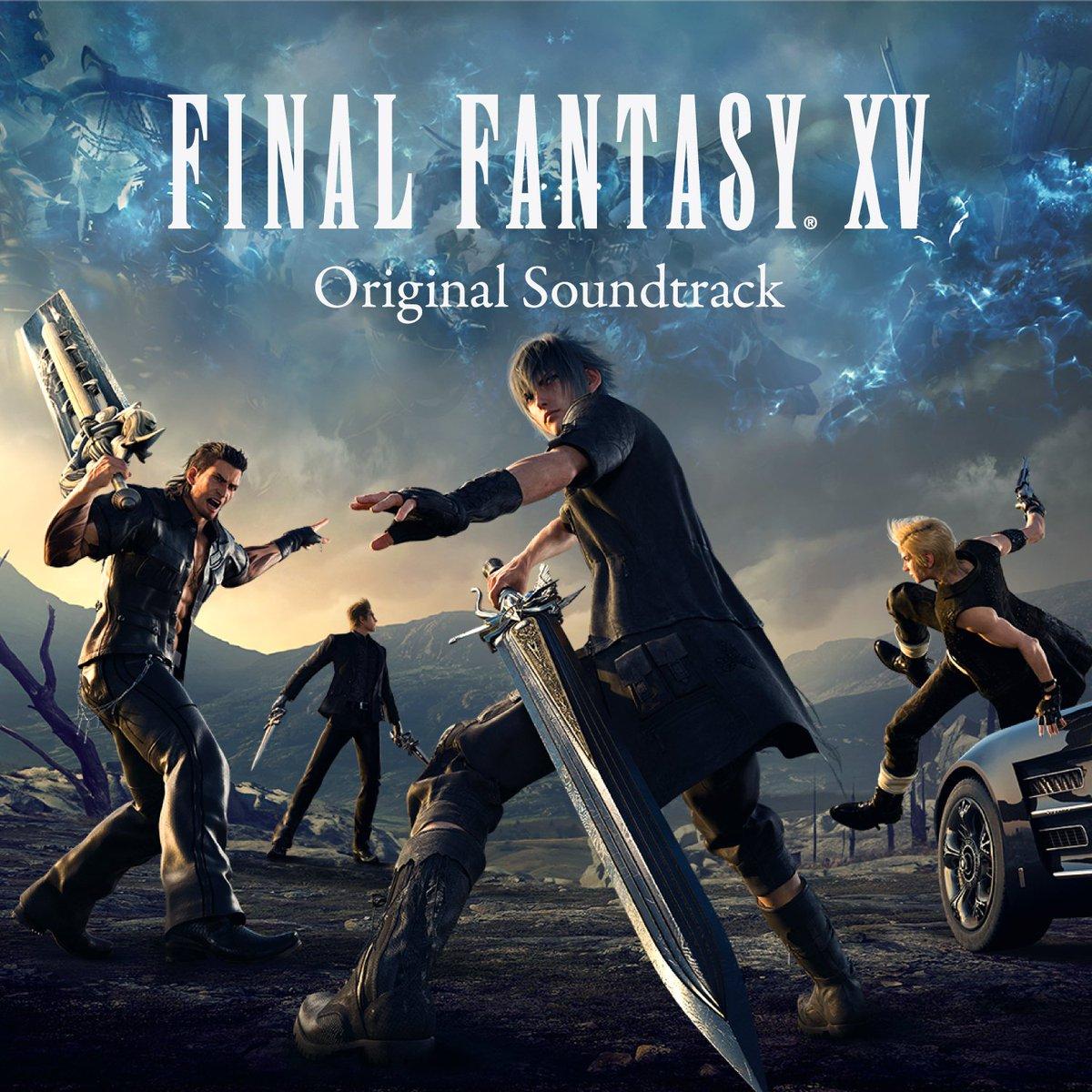 final fantasy xv on twitter the final fantasy xv original