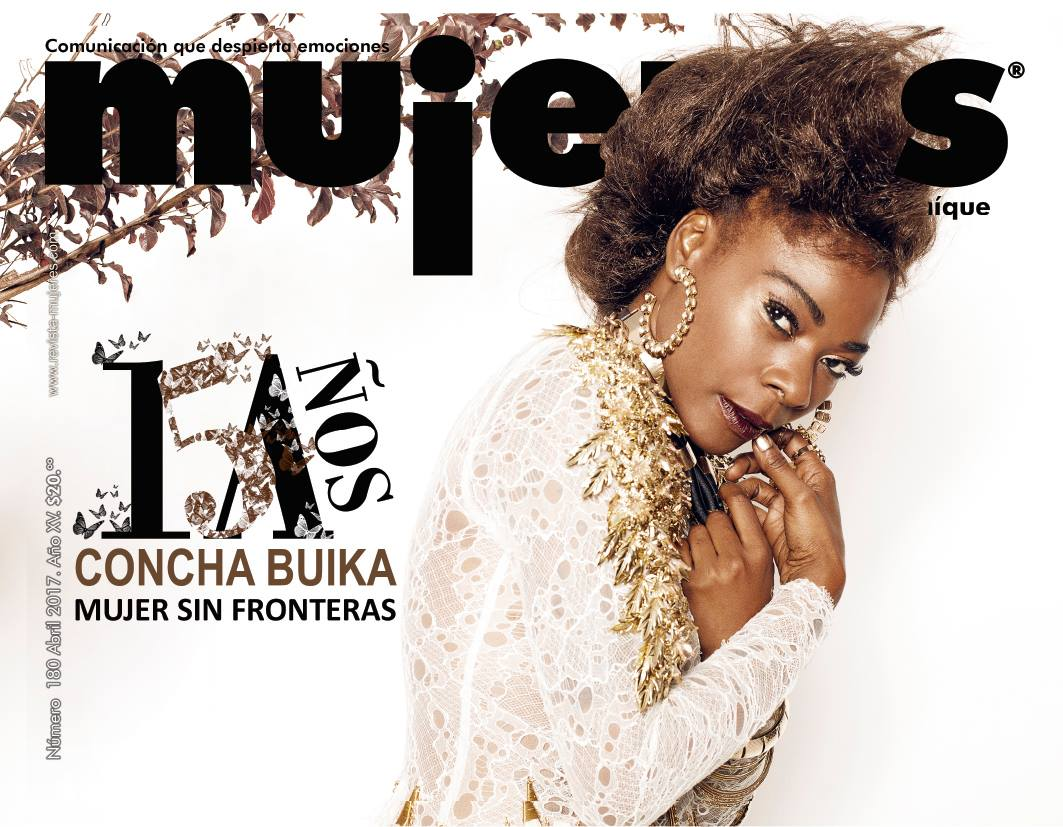 Buika On Twitter Concha Buika Mujer Sin Fronteras Revista