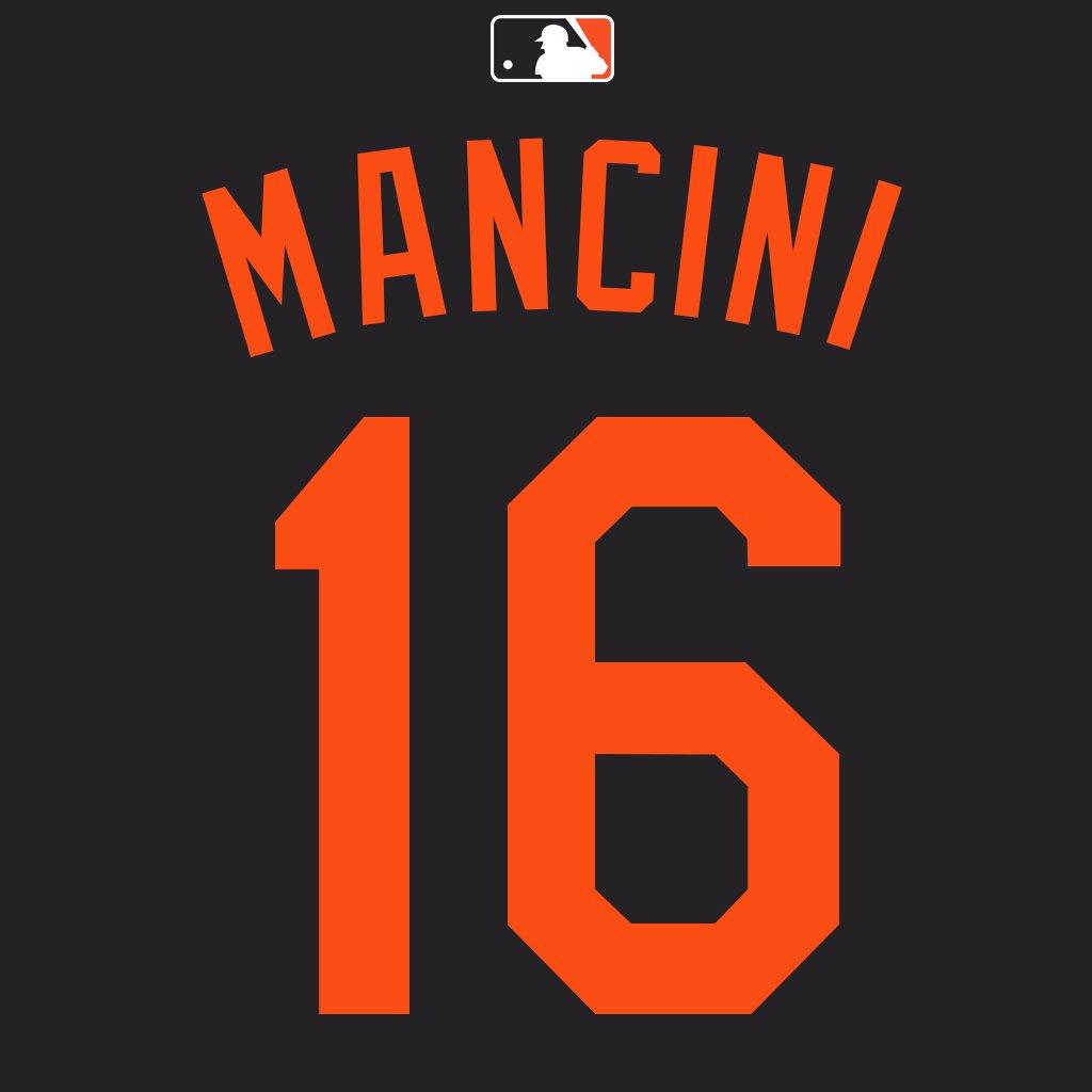 brand new fd2df 816db MLB Jersey Numbers on Twitter: