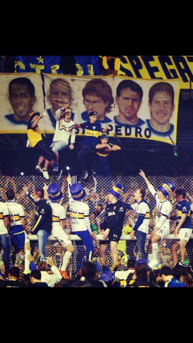 Felices 112 años Boca querido. Un orgullo defender tus colores 💙💛💙 https://t.co/ExNE7x3KGW