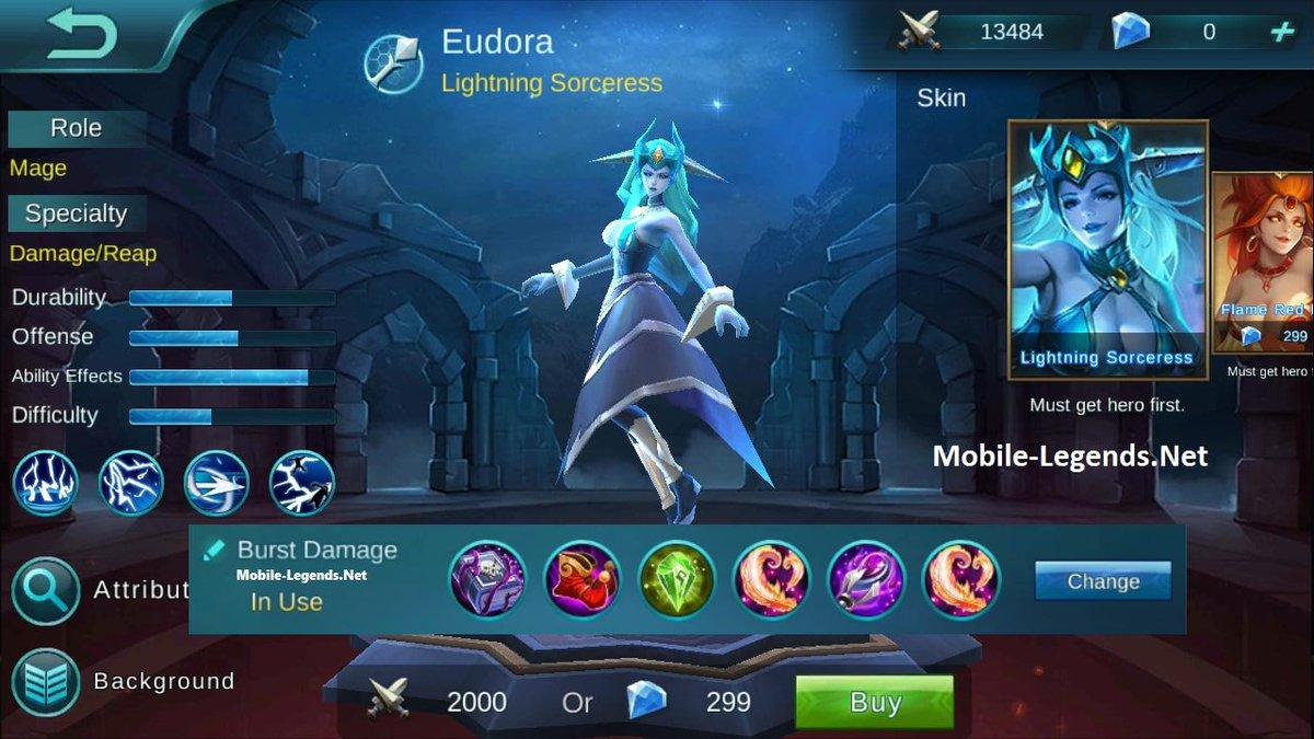 Image Result For Mobile Legends Freya