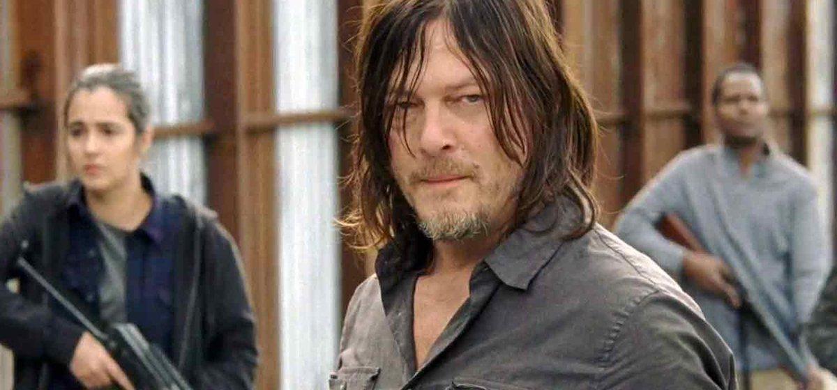 Norman Reedus - Daryl Dixon C8hEWAWXsAAcGGl