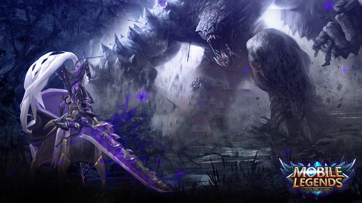 Mobile Legends Fan On Twitter Freya Monster Hunter Wallpaper