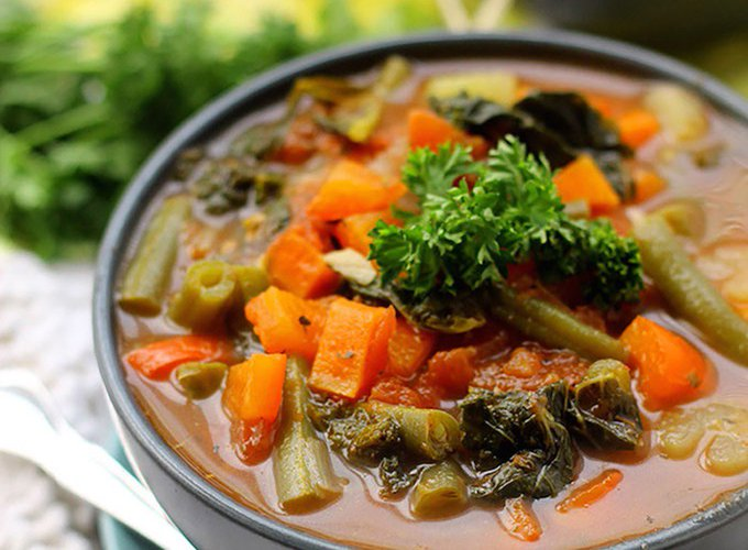 20 Vegetable Soup Recipes for Spring