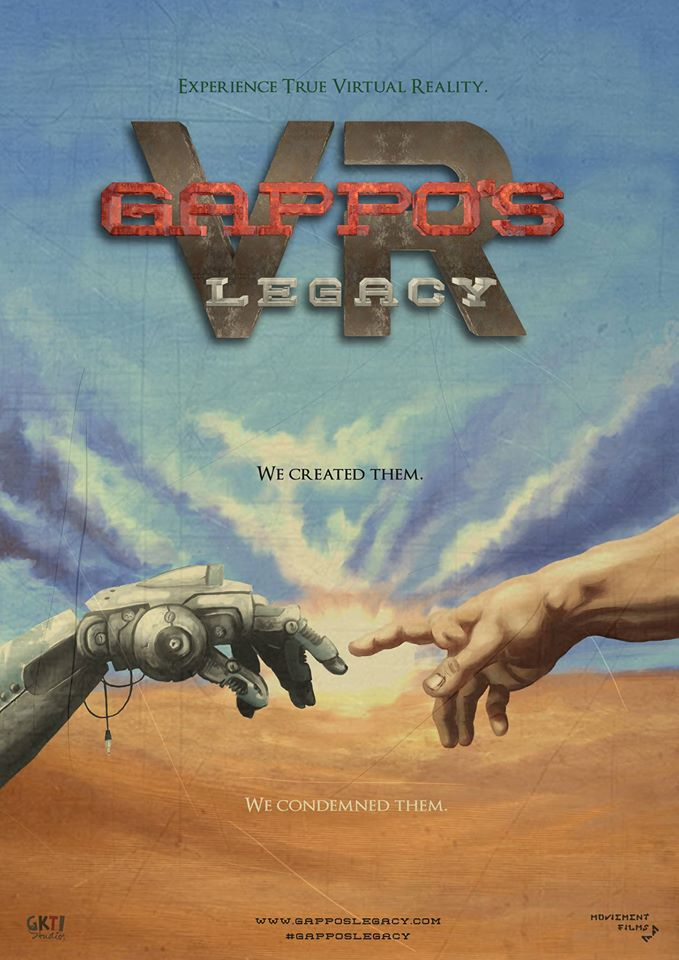 Multimedia Story Gappo's Legacy Coming to VR – VRFocus