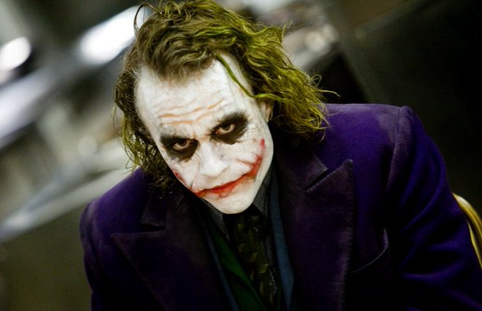 Happy birthday legenf, Heath Ledger ..  Would have been his 38th birthday .. Rest in Peace