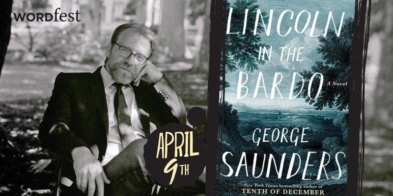 Thumbnail for Wordfest 2017: George Saunders