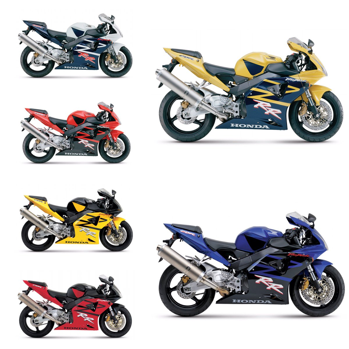 #25YearsofFireblade - 2002-03 to many the '954' is considered to be one of the best #Fireblades ever built - hands up who agrees... #Honda<br>http://pic.twitter.com/IUmfNXfsSM